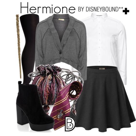 Get the look!**DisneyBound is aware Harry Potter is not Disney <3