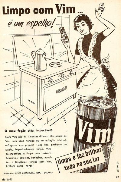 Limpo bom Vin, #vintage