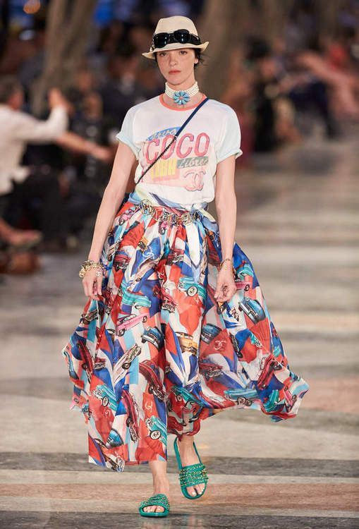 Ready-to-wear - Cruise 2016/17 - Look 65 - CHANEL