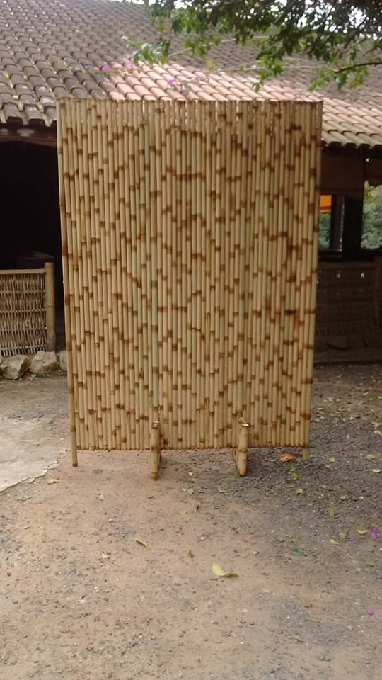 (4) Thalentus - Arte em Bambu