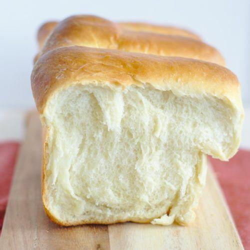 Hokkaido Milk Bread Shokupan Mildly Meandering Recipe Bread Recipes Homemade Milk Bread Recipe Homemade Bread