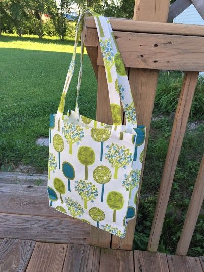 Polypro Tote Giveaway and DIY Sewing Instructions