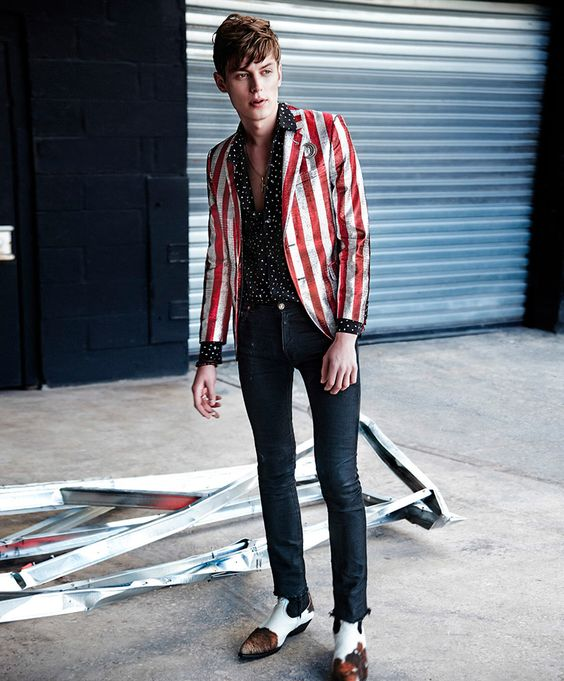Janis Ancens - Essential Homme Magazine ph Kevin Sinclair