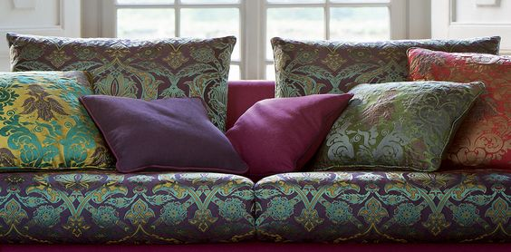 Textiles and Fabric Collection - Etro