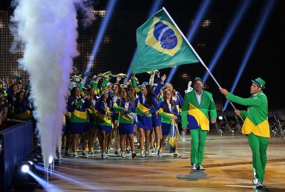 Por Dentro... em Rosa: Belas imagens do Brasil nos Jogos Pan-Americanos d...
