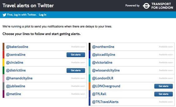 Twitter avisará por DM en caso de retrasos en el metro de Londres https://t.co/9RM1GJtdtK https://t.co/03fCZEDYpO