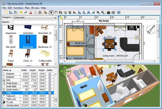 Programas para diseñar casas en 3D gratis | Construye Hogar                                                                                                                                                                                 Más