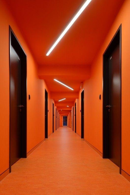 Gallery Of K Botici Student S Home Schindler Seko 1 Orange