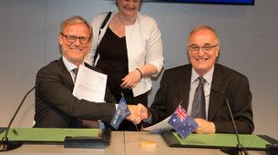 Australia teams up with Europe's Earth observation community / Observing the Earth / Our Activities / ESA