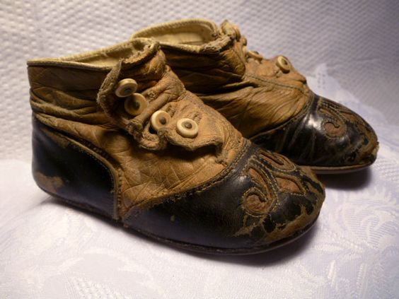 Victorian Child S Shoes