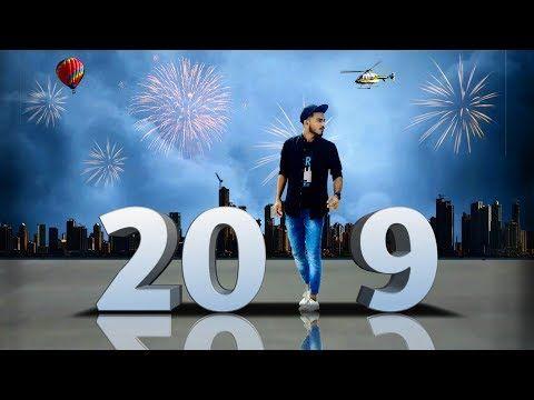 Happy New Year Editing Picsart 2019 Picsart Editing Tutorial