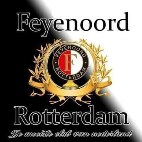 Pin Van Joop Verstraten Op Feyenoord Rotterdam Voetbal Football