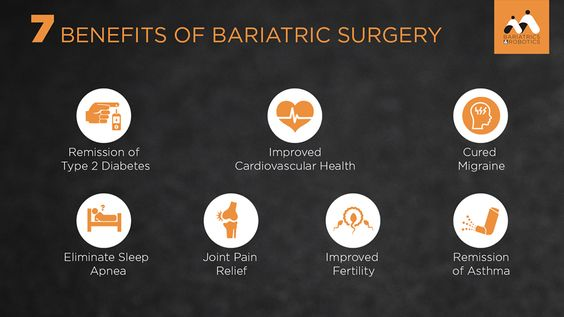 7 Benefits of Weight Loss Surgery
