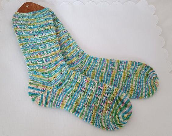 Womens Wool Socks   Hand Knitted  Hand by PreciousNewbornKnits