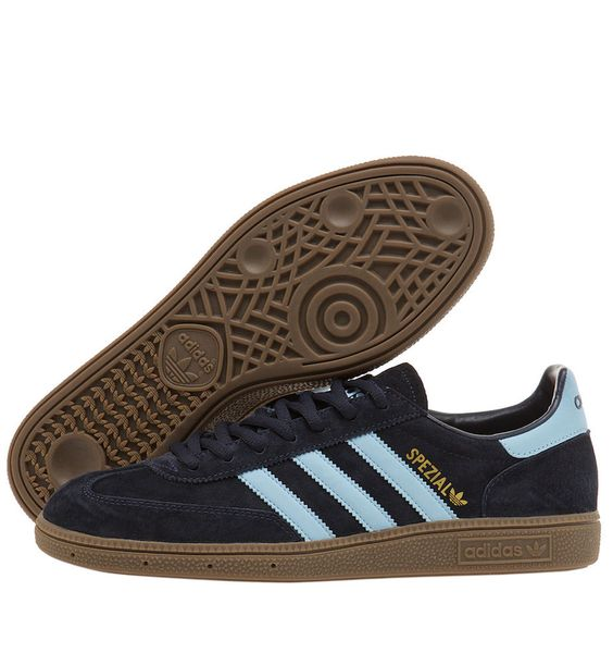 NEW ADIDAS SPEZIAL Originals MENS Dark Navy Gum vintage trimm forest NWT #adidas #Athletic