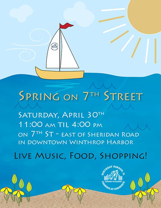 Spring on 7th Street – April 30th - http://zbguide.com/2016/04/spring-on-7th-street-april-30th/