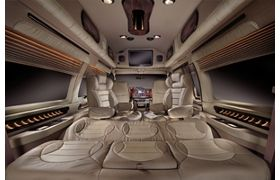 Image detail for -... crafted to ensure amazing luxury in Classic full-size mobility vans