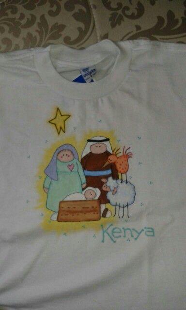 Camiseta Niñ@ Navidad ByBety