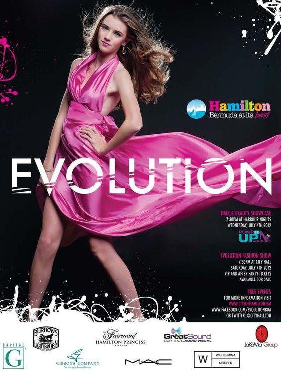 Evolution Fashion Show - Saturday 7th July 2012