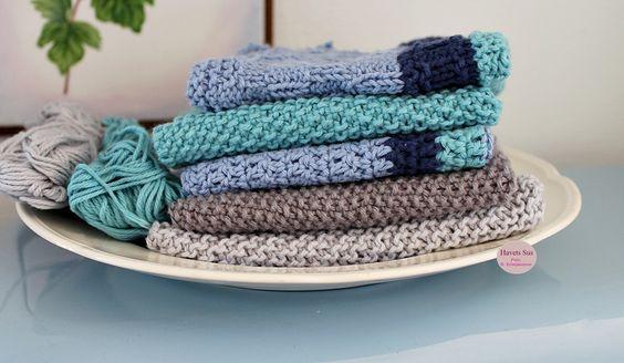 DIY crochet knitting Havets sus Denmark