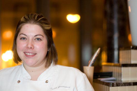 Executive Chef Sarah Grueneberg of Spiaggia - Chicago, IL