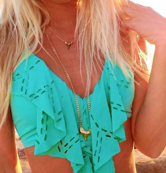 Bathing Suit Top. Have one like this in pink