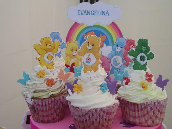 Cupcake con Imán (en la parte de atrás)