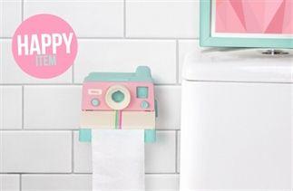 Polaroid wc-rolhouder