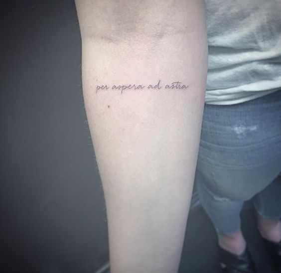 Tattoo Needle Quotes: Single Needle Tattoo Placement