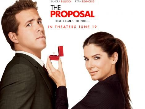 the proposal... i love sandra bullock!!!