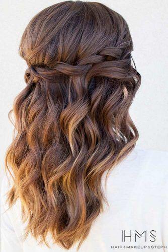 15 Easy Cute Hairstyles For Medium Hair Lovehairstyles Com Prom Hairstyles For Long Hair Long Hair Wedding Styles Medium Length Hair Styles