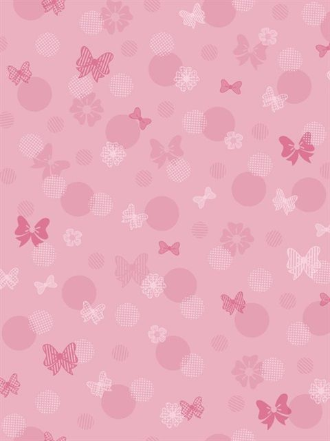Pin By Hatice Gungor On Rep Dots Wallpaper Pink Pattern Background Disney Kids