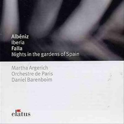 Hotel Grand Orchestre De Paris - Albeniz: Iberia/De Falla: Nights In The Gardens of Spain