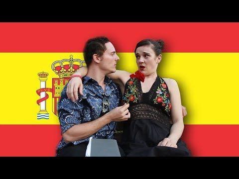 dating a spanish man