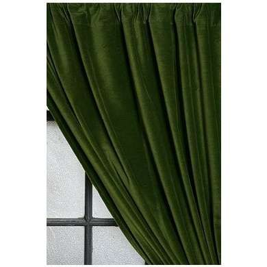 Green Curtains black green curtains : Emerald Green velvet curtains. Chartreuse walls. Black white ...