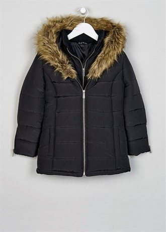 Girls Candy Couture Puffa Jacket (9-16yrs)