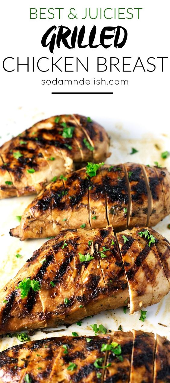 Juiciest chicken recipe