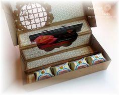 Stempeleinmaleins: Gutscheinbox/Giftcard Box