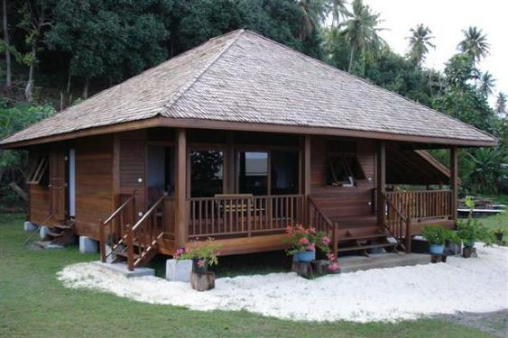 Tropical Style De Vie Maison En Kits French Polynesia