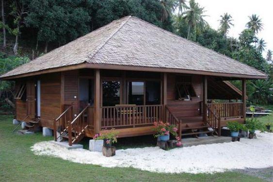 Tropical style de vie maison en kits french polynesia for Prefab tropical homes