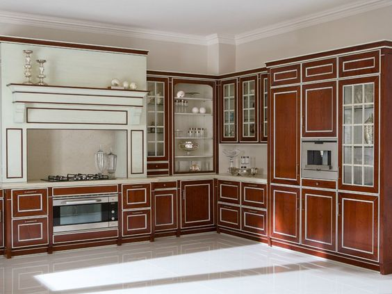 Cucine Componibili ged cucine componibili : Cucina in frassino con maniglie LUXURY by GeD cucine by GeD ...
