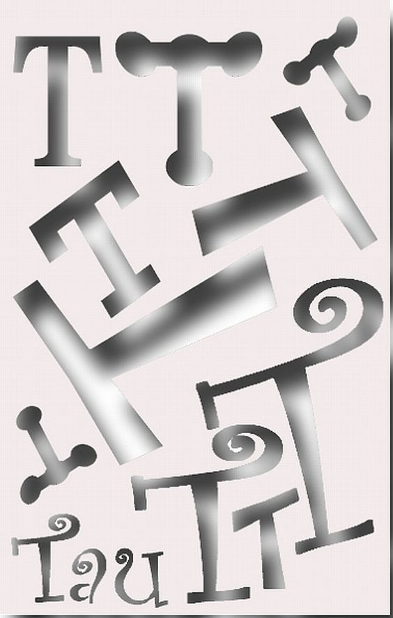 Stencils sorority and letters on pinterest for Tau beta sigma letters