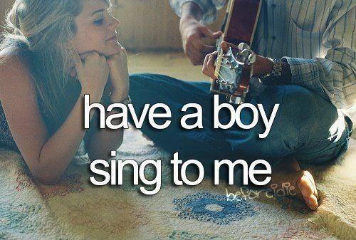 Aunque  cante malo ♡