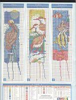 Cross-stitch Bookmakers...      Gallery.ru / Фото #133 - закладки и что может быть ими - irisha-ira