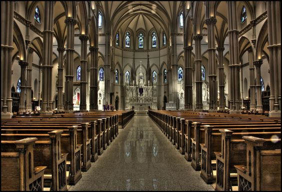 St. Paul's Cathedral, Pittsburgh