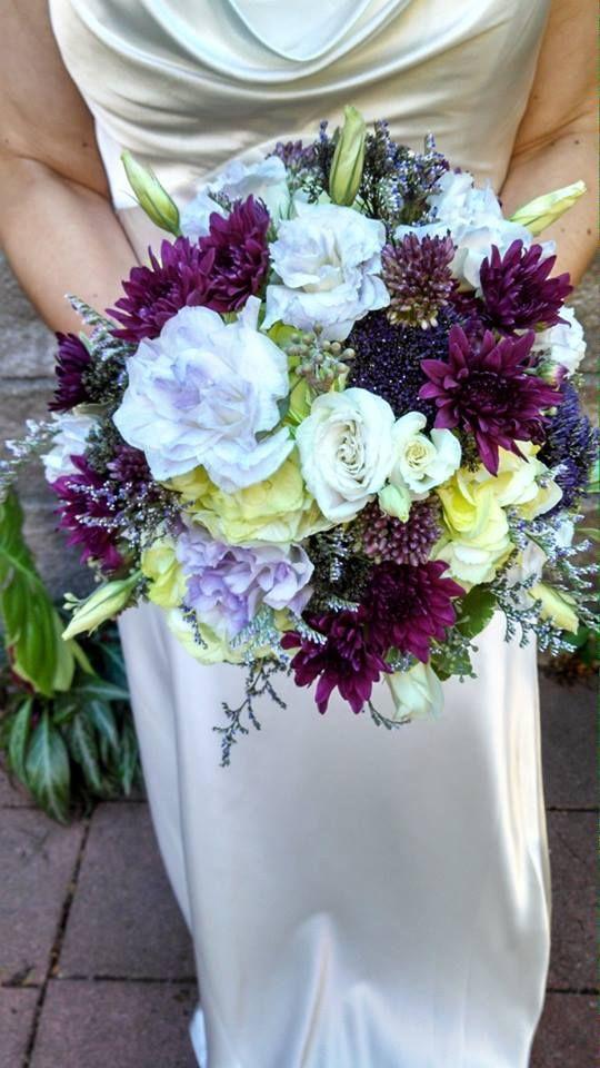 Purple Breeze Bouquet Alfa Flower Wedding Shop Wedding Flowers Wedding Shop Bouquet