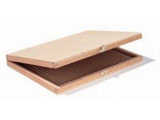Holzkasten für Blei- und Farbstifte
