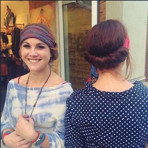 Boho Hair with the Boho Bandeau!  2d86ca47e14