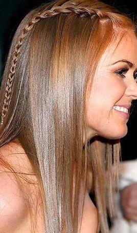 Marvelous Thin Hair Braided Hairstyles And Braids For Thin Hair On Pinterest Short Hairstyles Gunalazisus