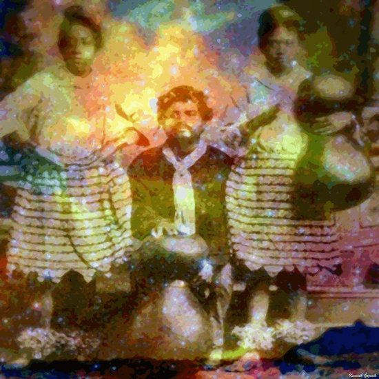 Artwork >> Kenneth Grzesik >> Manawa Poe Kaahele